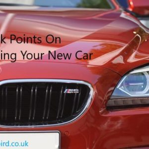 3 Quick Points On Financing Your New Car