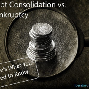 Debt Consolidation vs. Bankruptcy, which is better?